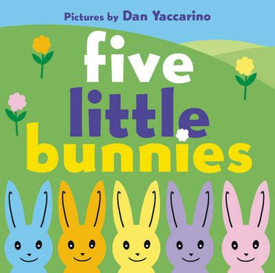 Five Little Bunnies (Board book)