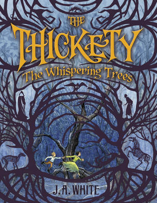 The Whispering Trees - The Thickety 2 (Paperback)