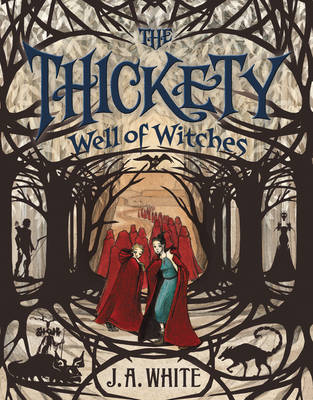 Well of Witches - The Thickety 3 (Hardback)