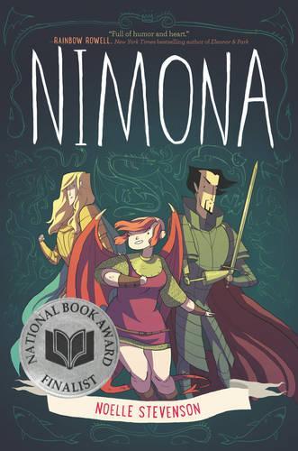 Nimona (Hardback)