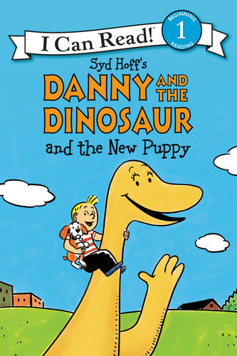 Danny and the Dinosaur and the New Puppy - I Can Read Level 1 (Paperback)