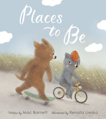 Places to Be (Hardback)