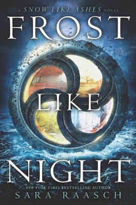 Frost Like Night - Snow Like Ashes 3 (Hardback)