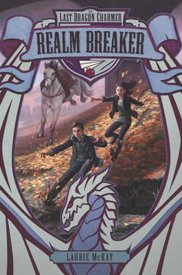 The Last Dragon Charmer #3: Realm Breaker - The Last Dragon Charmer 03 (Hardback)