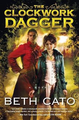 The Clockwork Dagger: A Novel - A Clockwork Dagger Novel 1 (Paperback)