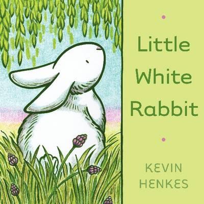 Little White Rabbit (Board book)