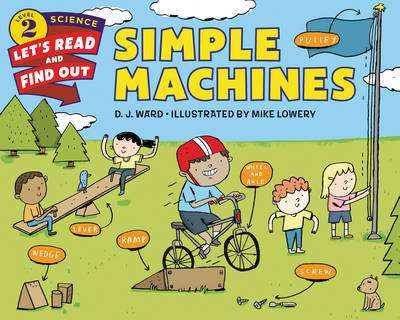 Simple Machines - Let's Read and Find Out (Paperback)