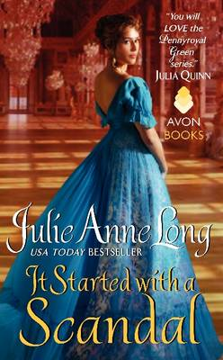It Started with a Scandal: Pennyroyal Green Series - Pennyroyal Green 10 (Paperback)