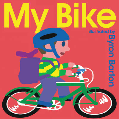 My Bike Lap Book (Board book)
