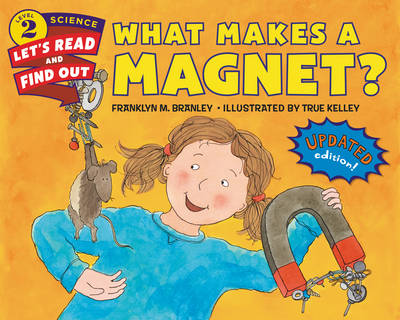 What Makes a Magnet? - Lets-Read-and-Find-Out Science Stage 2 (Paperback)