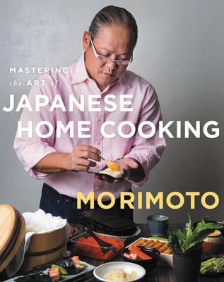 Mastering the Art of Japanese Home Cooking (Hardback)