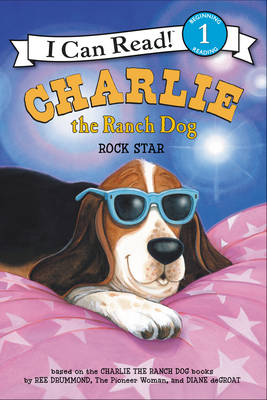 Charlie the Ranch Dog: Rock Star - I Can Read Level 1 (Paperback)