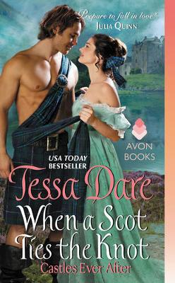 When a Scot Ties the Knot: Castles Ever After - Castles Ever After 3 (Paperback)