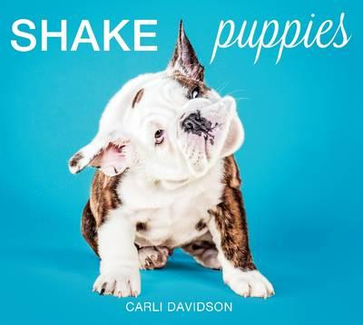 Shake Puppies (Hardback)