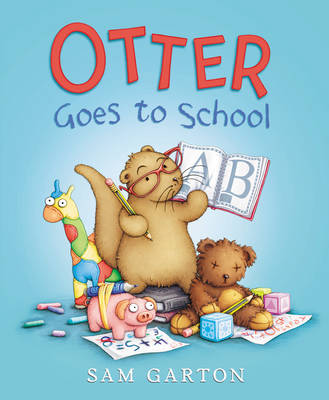 Otter Goes to School (Hardback)
