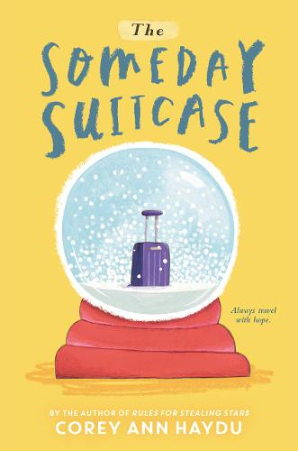 The Someday Suitcase (Paperback)