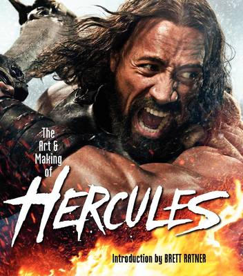 The Art and Making of Hercules (Hardback)