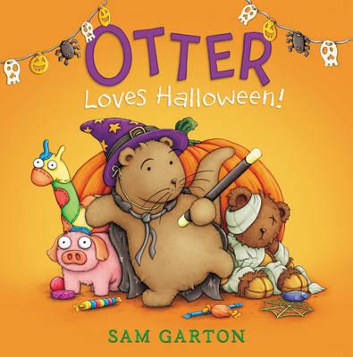 Otter Loves Halloween! (Hardback)