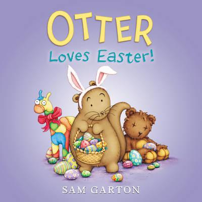 Otter Loves Easter! (Hardback)