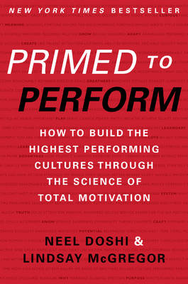 Primed to Perform: How to Build the Highest Performing Cultures Through the Science of Total Motivation (Hardback)