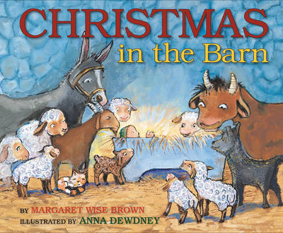 Christmas in the Barn (Hardback)