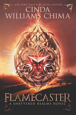 Flamecaster - The Shattered Realms 01 (Hardback)
