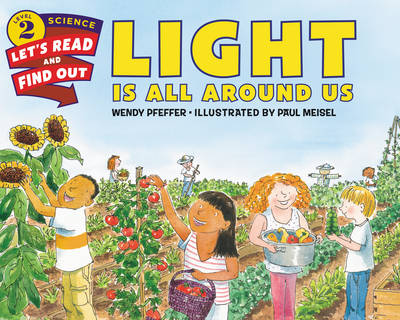 Light Is All Around Us - Lets-Read-and-Find-Out Science Stage 2 (Paperback)