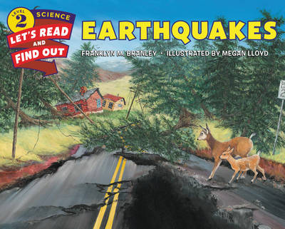 Earthquakes - Lets-Read-and-Find-Out Science Stage 2 (Paperback)