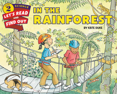 In the Rainforest - Lets-Read-and-Find-Out Science Stage 2 (Paperback)