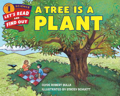 A Tree Is a Plant - Lets-Read-and-Find-Out Science Stage 1 (Paperback)