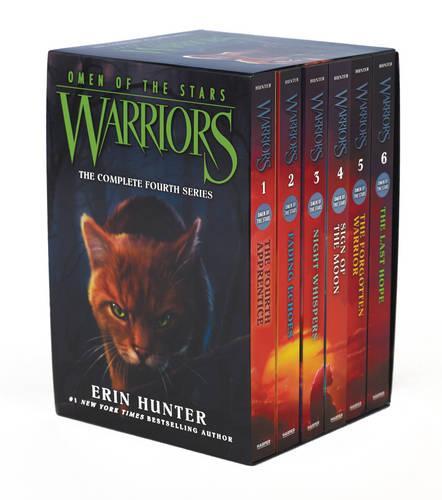 Warriors: Omen of the Stars Box Set: Volumes 1 to 6 - Warriors: Omen of the Stars (Paperback)