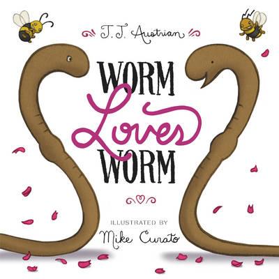 Worm Loves Worm (Hardback)