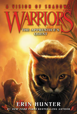 Warriors: A Vision of Shadows #1: The Apprentice's Quest - Warriors: A Vision of Shadows 1 (Paperback)