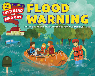Flood Warning - Lets-Read-and-Find-Out Science Stage 2 (Paperback)