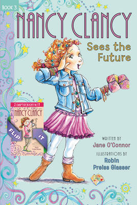 Fancy Nancy: Nancy Clancy Bind-up: Books 3 and 4: Sees the Future and Secret of the Silver Key - Fancy Nancy (Hardback)