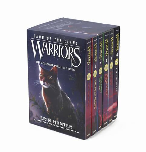 Warriors: Dawn of the Clans Box Set: Volumes 1 to 6 - Warriors: Dawn of the Clans (Paperback)