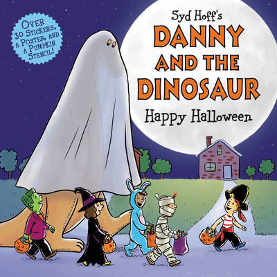 Danny and the Dinosaur: Happy Halloween (Paperback)