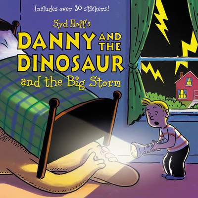 Danny and the Dinosaur and the Big Storm (Paperback)