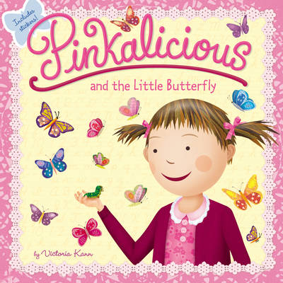 Pinkalicious and the Little Butterfly - Pinkalicious (Paperback)