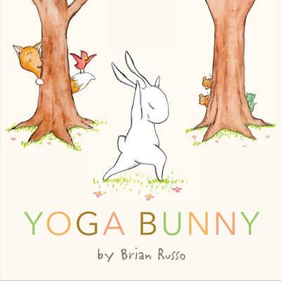 Yoga Bunny (Hardback)