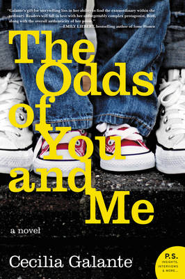 The Odds of You and Me: A Novel (Paperback)