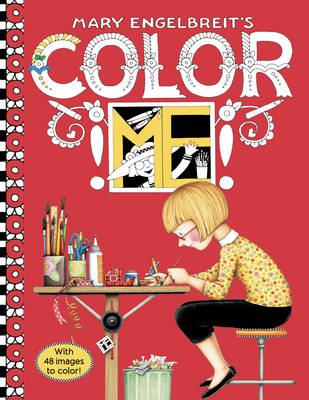 Mary Engelbreit's Color ME Coloring Book (Paperback)