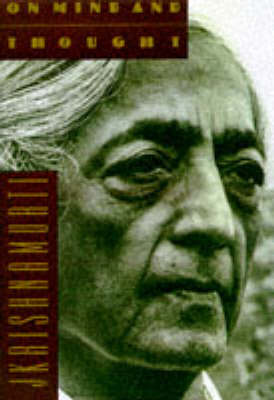 On Mind and Thought (Paperback)