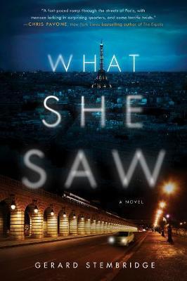 What She Saw: A Novel (Paperback)