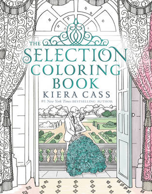 The Selection Coloring Book (Paperback)