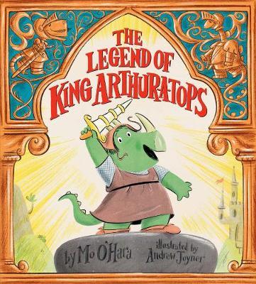 The Legend of King Arthur-a-tops (Hardback)