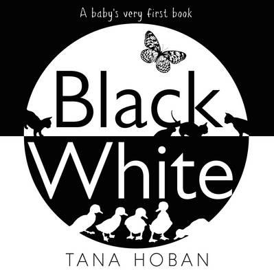 Black White (Board book)
