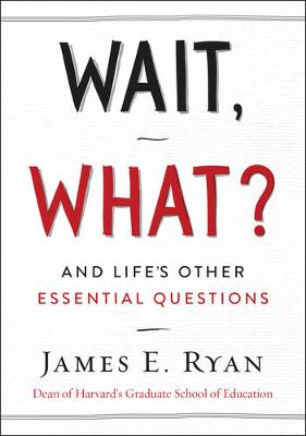 Wait, What?: And Life's Other Essential Questions (Hardback)