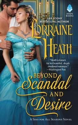Beyond Scandal and Desire: A Sins for All Seasons Novel - Sins for All Seasons 1 (Paperback)