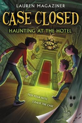 Case Closed #3: Haunting at the Hotel - Case Closed 3 (Paperback)